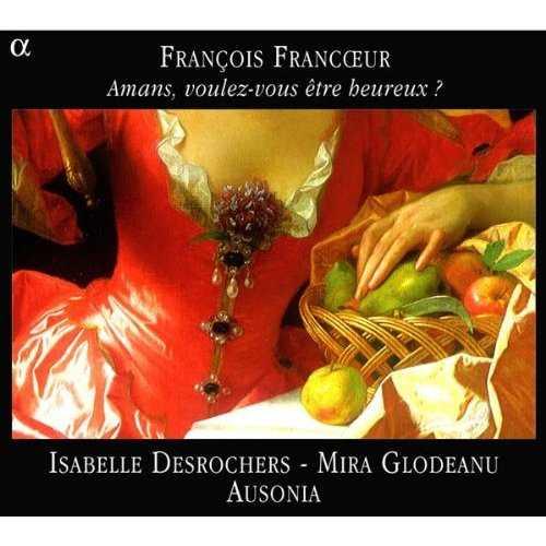 Desrochers, Glodeanu: Franceour - Amans, Voulez-vous etre heureux? (APE)