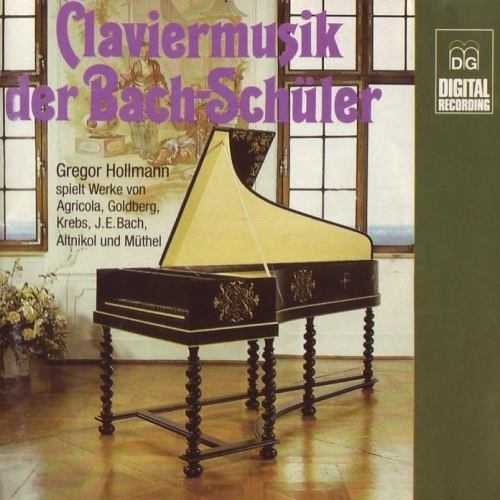 Hollmann: Klaviermusik der Bach Schuler (FLAC)