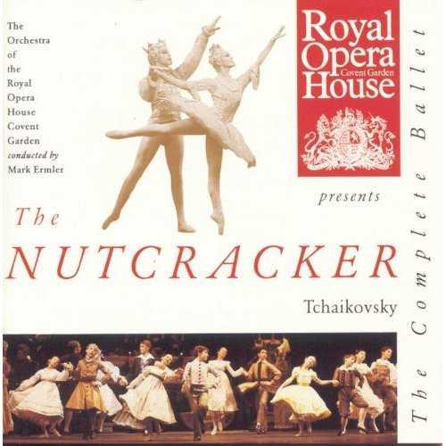 Ermler: Tchaikovsky - The Nutcracker, Arensky - Variations on a Theme of Tchaikovsky (2 CD, FLAC)