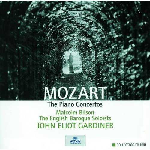 Gardiner: Mozart - The Piano Concertos (9 CD box set, APE)