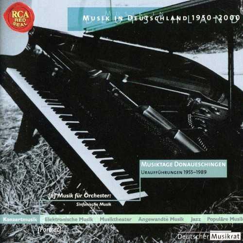 Donaueschinger Musiktage. Uraufführungen 1955-1989 (APE)