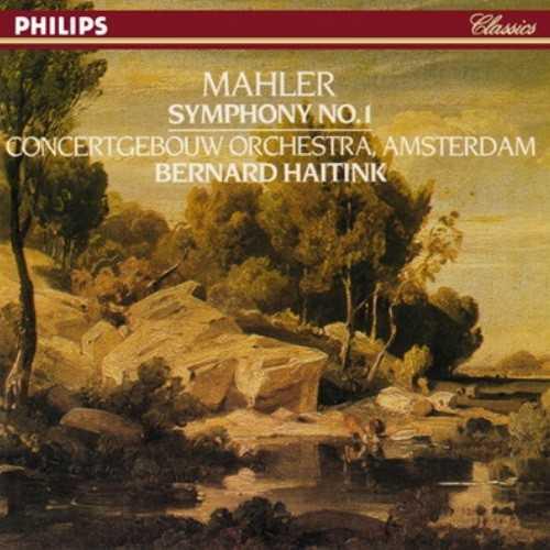 Haitink: Mahler - Symphonies no.1-10 (15 CD, FLAC)