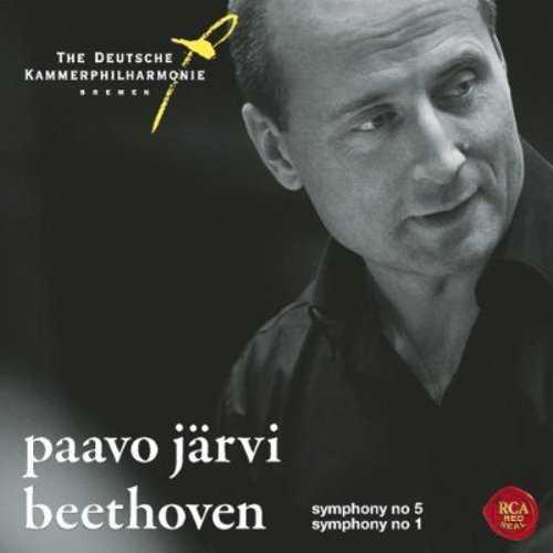Jarvi: Beethoven - Symphony No. 5, No. 1 (FLAC)
