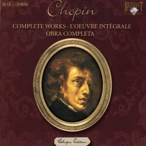 Chopin Complete Works (30 CD box set, APE)