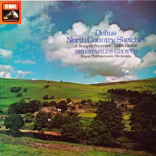Groves: Delius - North Country Sketches (24bit/96kHz, Vinyl, FLAC)