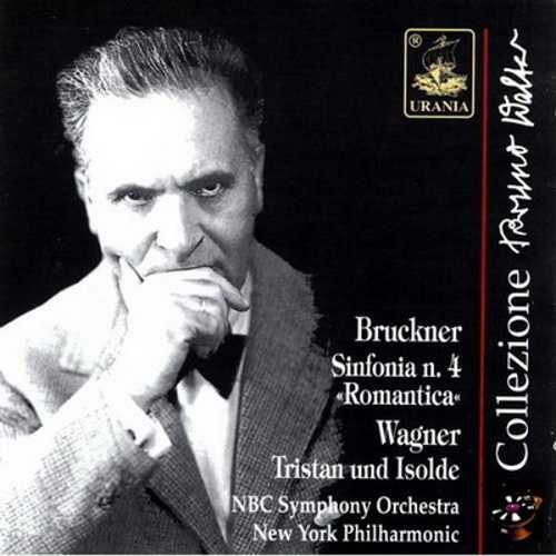 Walter: Bruckner - Symphony no.4, Wagner - Tristan Und Isolde (APE)