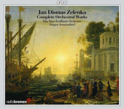 Zelenka: Complete Orchestral Works (3 CD, APE)