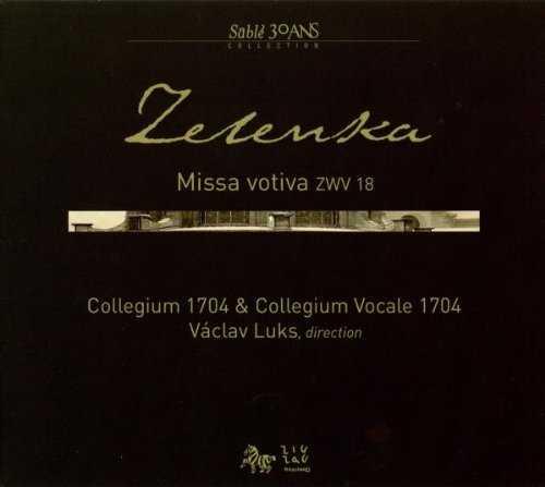 Zelenka - Missa Votiva (APE)