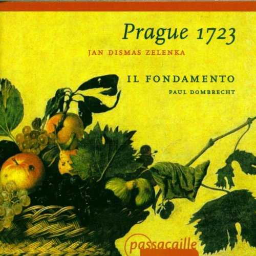 Zelenka - Prague 1723 (APE)