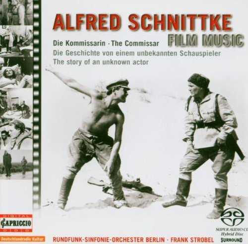 Alfred Schnittke Film Music (SACD, ISO)