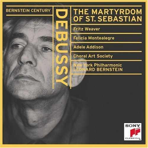 Bernstein: Debussy - Martyrdom of St. Sebastian (FLAC)