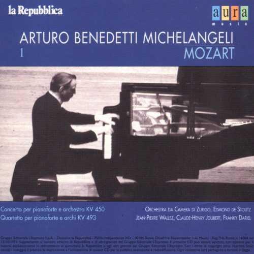 Arturo Benedetti Michelangeli (8 CD, APE)