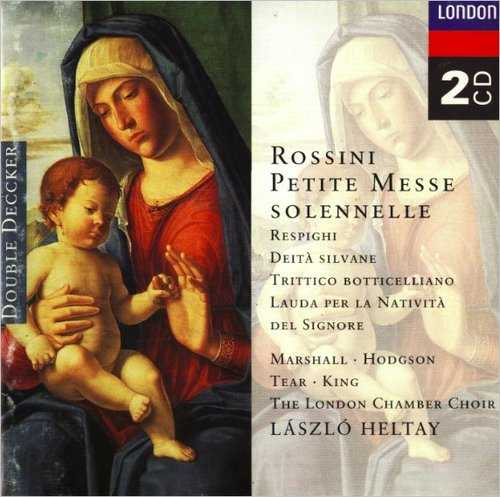 Heltay: Rossini - Petite Messe Solennelle (2 CD, APE)