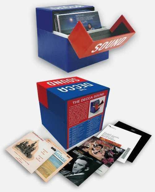 The Decca Sound (50 CD box set, FLAC)