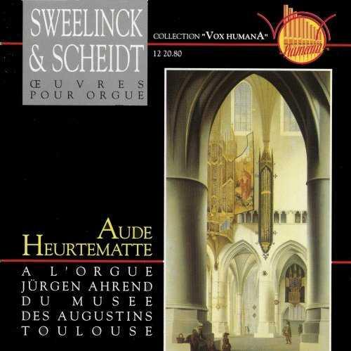 Aude Heurtematte - Oeuvres pour orgue (FLAC)