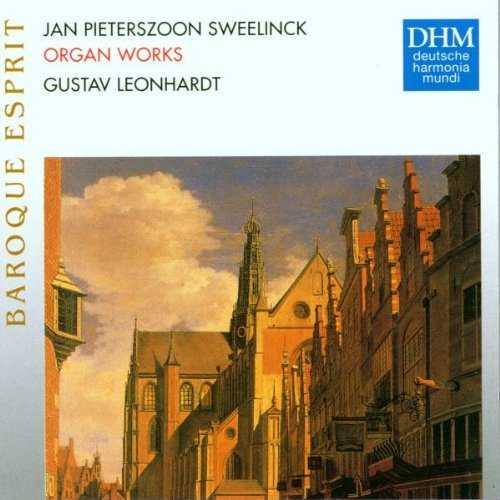 Leonhardt: Sweelinck - Organ Works (FLAC)