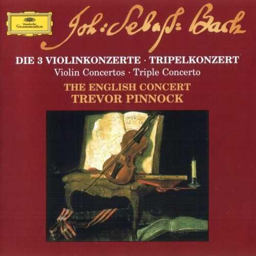 Pinnock: Bach - Violin Concertos, Triple Concerto (FLAC)