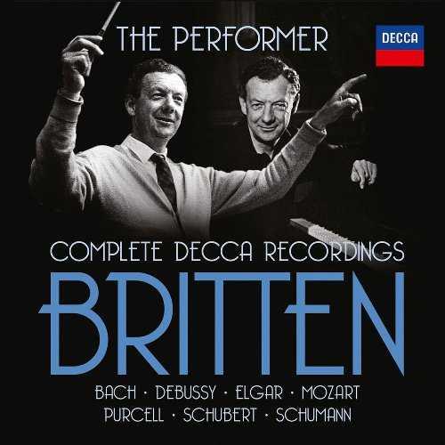 Britten - The Performer (27 CD box set, APE)