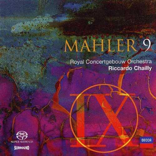 Chailly: Mahler - Symphony no.9 (2 SACD, ISO)
