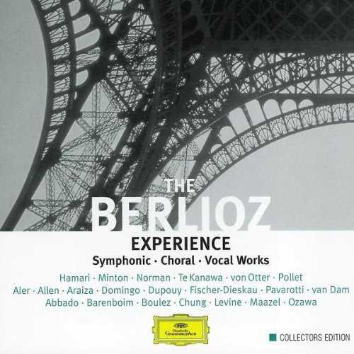 The Berlioz Experience (10 CD box set, APE)
