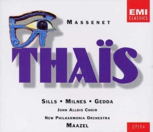 Maazel: Massenet - Thaïs (2 CD, APE)