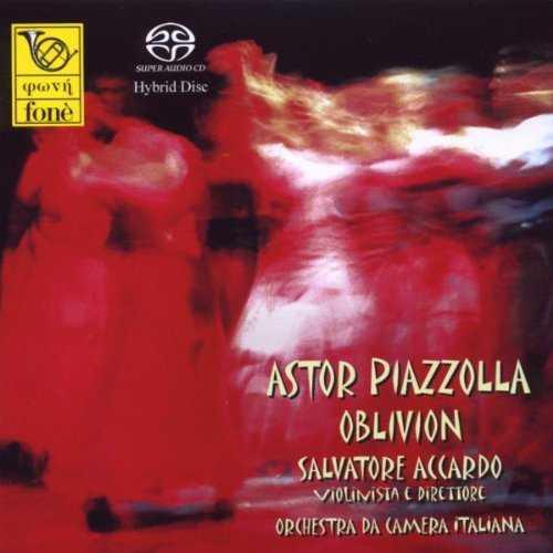 Accardo: Piazzolla - Oblivion (SACD, ISO)