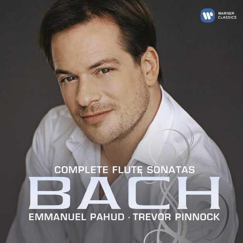 Pahud, Pinnock: Bach - Complete Flute Sonatas (2 CD, APE)