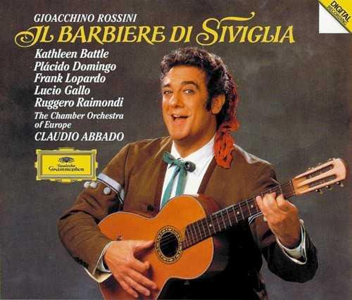 Abbado: Rossini = Il_barbiere di Siviglia (2 CD, FLAC)