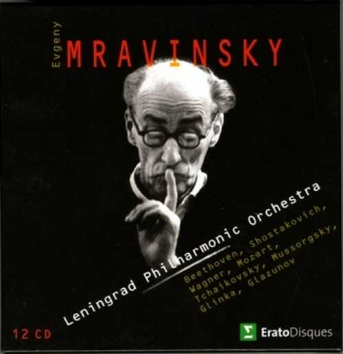 Mravinsky Edition (12 CD, FLAC)