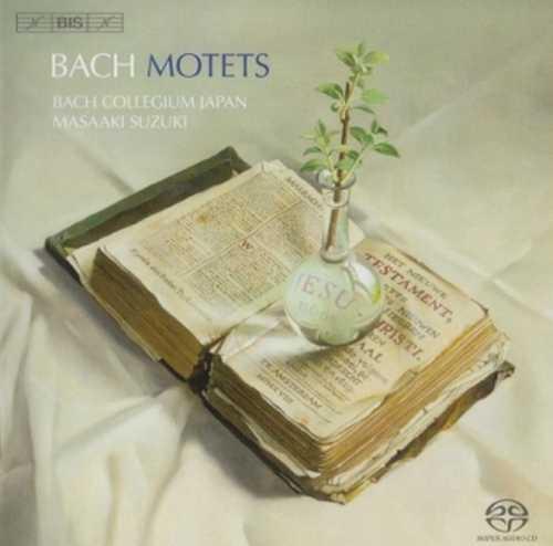 Suzuki: Bach - Motets (APE)