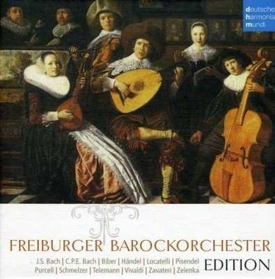Freiburger Barockorchester Edition (10 CD box set, FLAC)