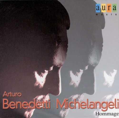 Arturo Bendetti Michelangeli - Hommage (15 CD box set, FLAC)