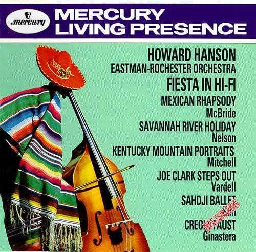 Hanson Conducts Fiesta in Hi-Fi (APE)