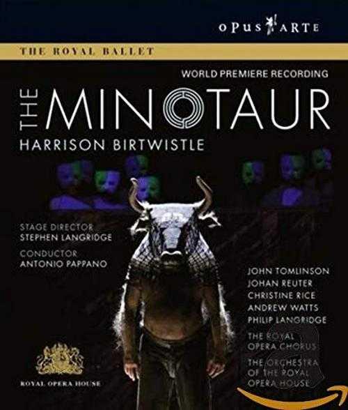 Birtwistle: The Minotaur (24/48 FLAC)