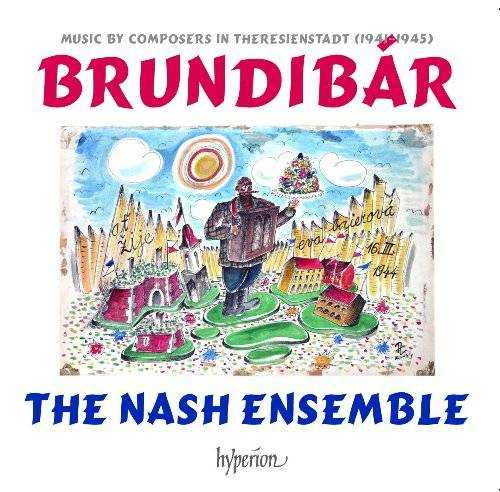 Brundibár - Music by Composers in Theresienstadt 1941-1945 (FLAC)