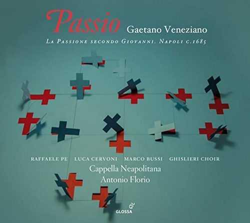 Florio: Gaetano Veneziano - Passio (24/96 FLAC)
