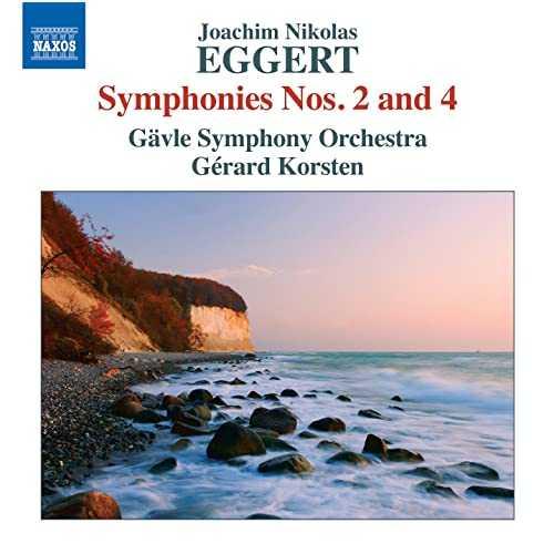 Korsten: Eggert - Symphonies no.2, 4 (24/96 FLAC)
