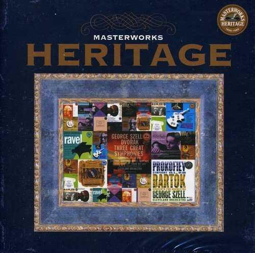 Masterworks Heritage (28 CD box set APE)