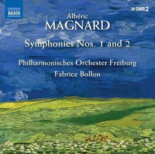 Bollon: Magnard - Symphonies Nos. 1 & 2 (24/48 FLAC)