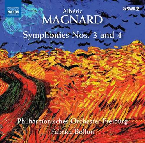 Bollon: Magnard - Symphonies no.3,4 (24/48 FLAC)
