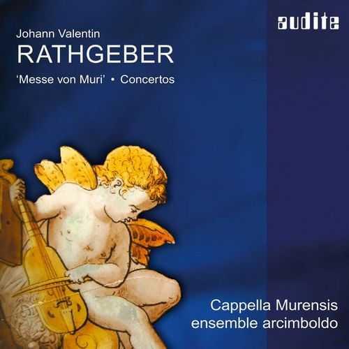 Rathgeber - Messe von Muri, Concertos (24/96 FLAC)