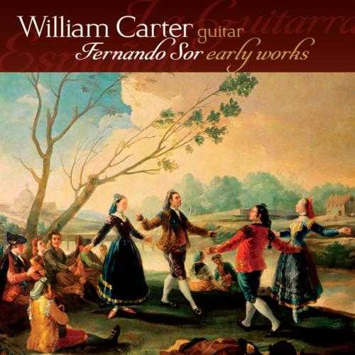 Carter: Sor - Early Works (24/192 FLAC)