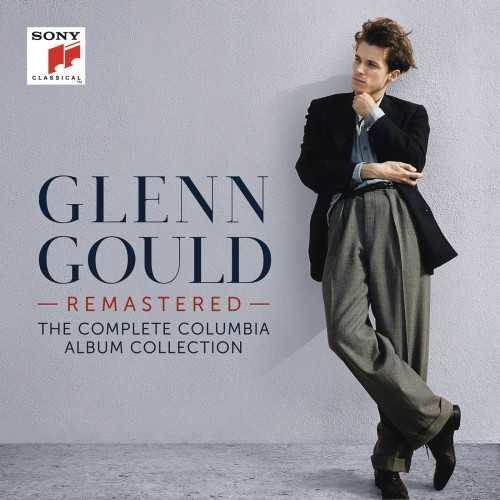 Gould - The Complete Columbia Album Collection Remastered 1956-1984 (24/44 FLAC)