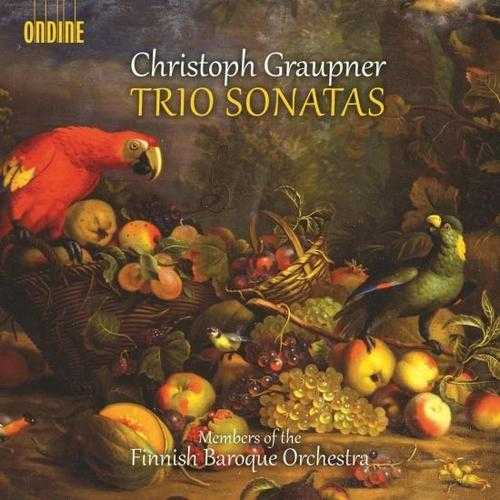 Christoph Graupner - Trio Sonatas (24/96 FLAC)
