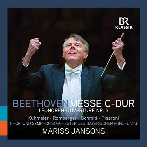 Jansons: Beethoven - Messe C-Dur, Leonore Overture (24/48 FLAC)