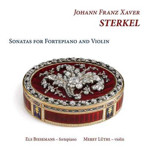 Sterkel - Sonatas for Fortepiano and Violin (24/96 FLAC)