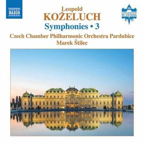 Stilec: Kozeluch - Symphonies vol.3 (24/96 FLAC)