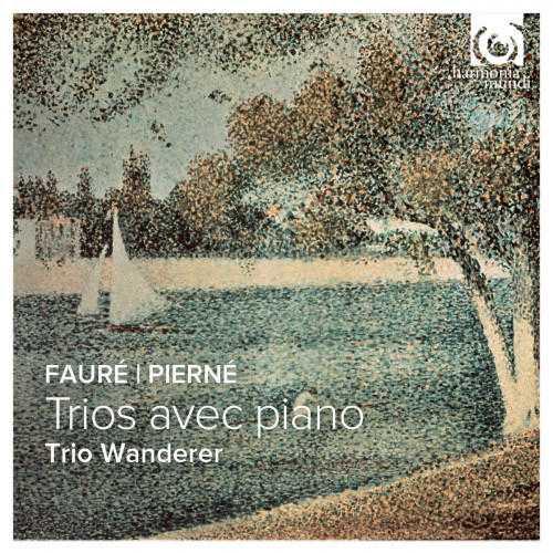 Trio Wanderer: Faure, Pierne - Trios avec Piano (24/96)