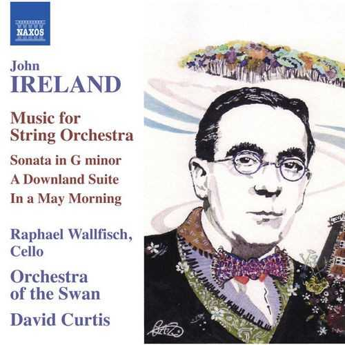 Curtis: Ireland - Music for String Orchestra (24/44 FLAC)
