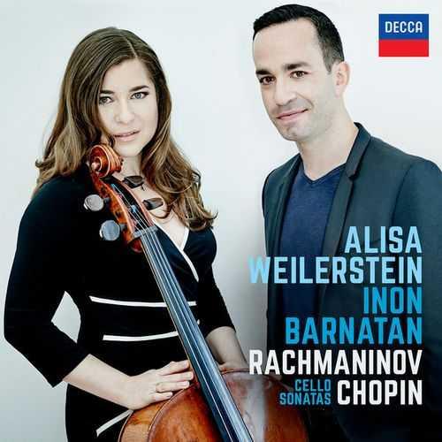 Weilerstein, Barnatan: Rachmaninov, Chopin - Cello Sonatas (24/44 FLAC)